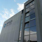 Optics Balzers Neubau Produktionsstätte · Otto-Eppenstein-Straße in Jena