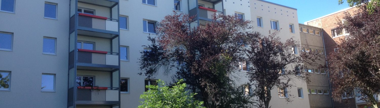 Modernisierung MFH Moskauer Straße 29-32 in Weimar