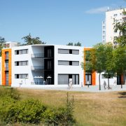 Studie Neubau Demenzzentrum, Salvador-Allende-Platz in Jena-Lobeda