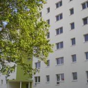 Studentenwerk Thüringen Sanierung Studentenwohnanlage Schlegelstraße 5 in Jena