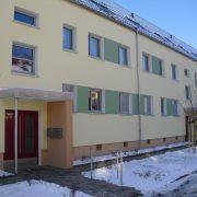 Sanierung und Umbau Mehrfamilienwohnhäuser Amselweg 29-33, in Stadtroda