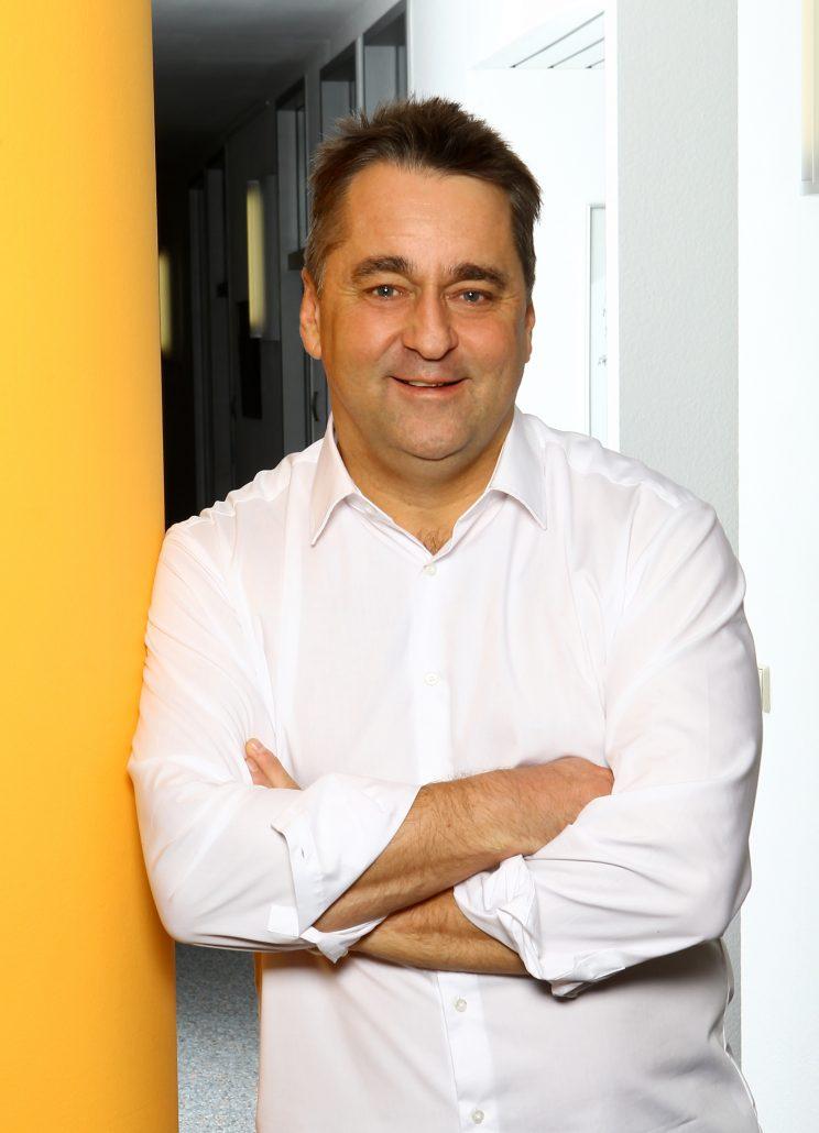 Jens Fischer - Geschäftsführer IBA GmbH Jena