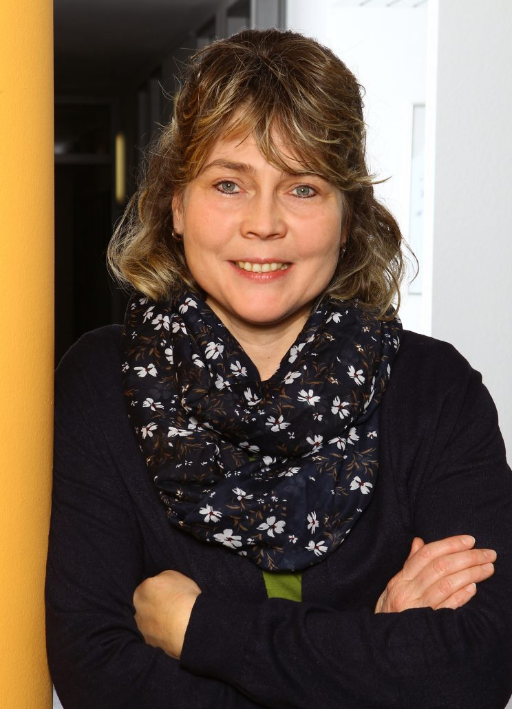 Patricia Elbinger - Büroleiterin