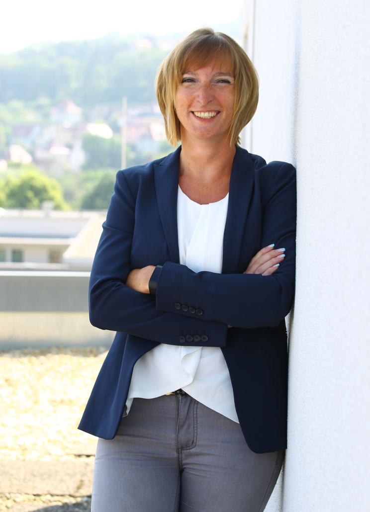 Sabine Eberhardt - Assistenz der Geschäftsführung Gera