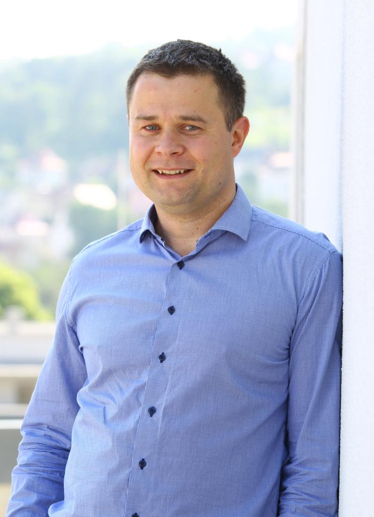 Sascha Haugk - Geschäftsführer IBA Gebäudetechnik Gera GmbH