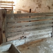 alter Stall